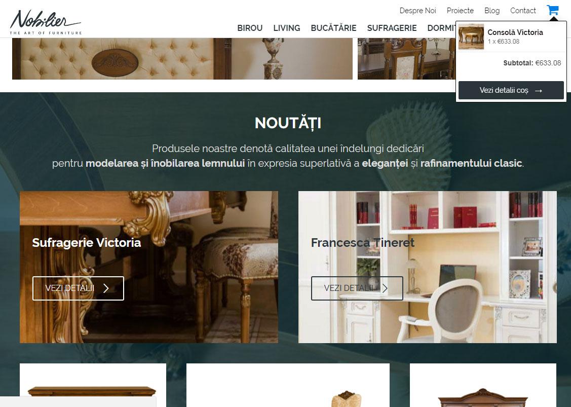Furniture website web mobile apps Home furniture online websites